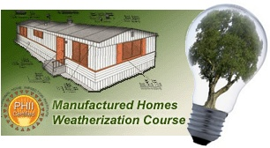 manufactured homes insulation course