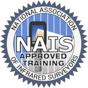 National Association of Infrared Surveyors NAIS Approved