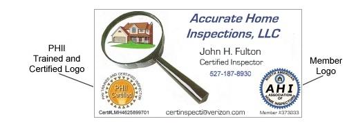 Home inspector business plan