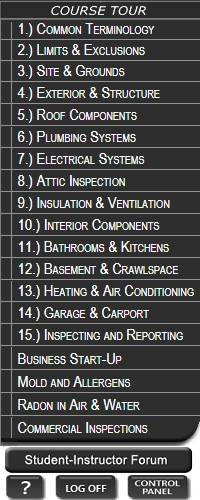Home Inspection Course Tour: Free Report Software | Professional